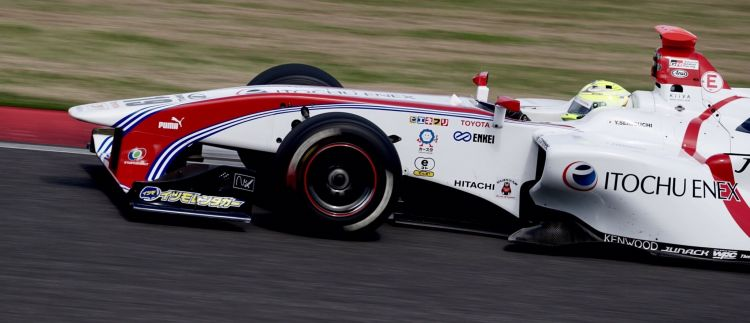 Yuhi Sekiguchi Sugo Super Fórmula 2017