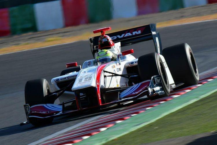 Yuhi Sekiguchi Super Fórmula Test Suzuka 2017 Post Di1