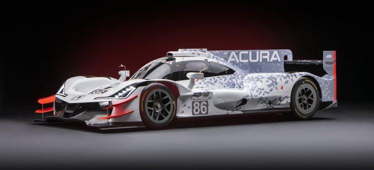 Acura ARX-05 DPi estudio 2017