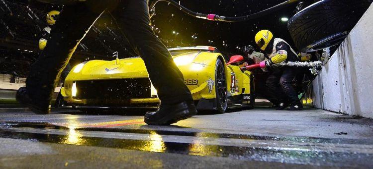 Corvette final Daytona 2017