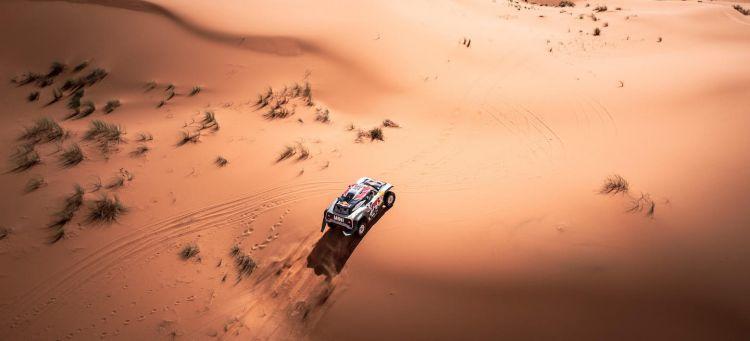 Dakar dunas Marruecos 2018