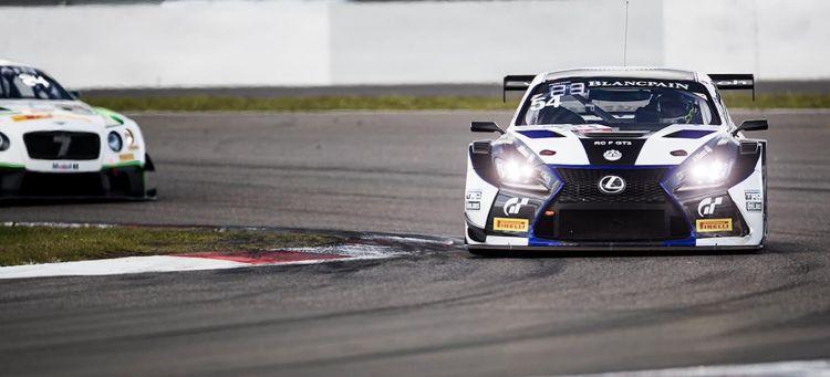 Lexus RC F GT3 Nürburgring 2017