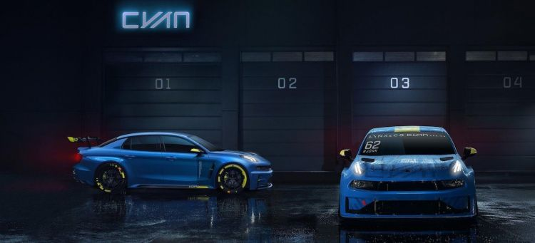 Lynk and Co TCR 2018