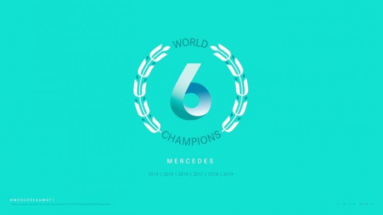 mercedescampeones2019f1