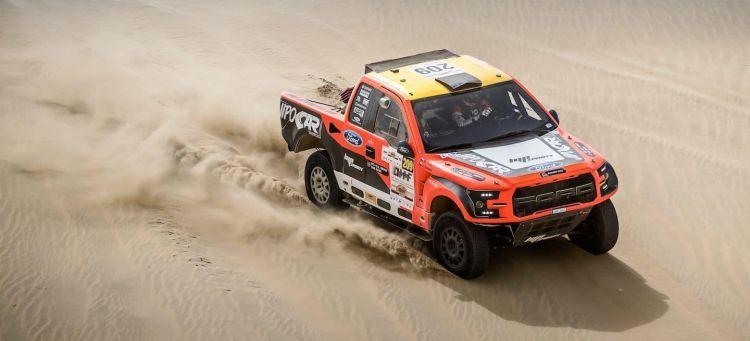 Prokop F150 2017 inscrito Dakar