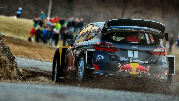 Rallye Monte Carlo 2018 Andreas Mikkelsen Abandona Dani