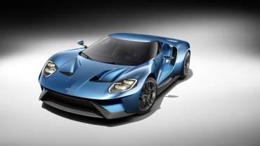 Ford GT fibra de carbono