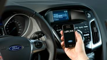 Ford SYNC with AppLink