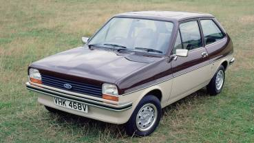 1979 Ford Fiesta Sandpiper