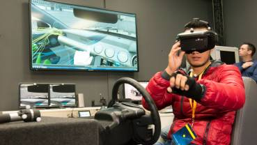 Ford realidad virtual