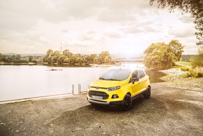 49. Nuevo Ford EcoSport (Custom)