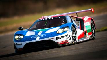 ford gt le mans 2016 (Custom)