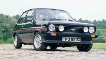 1981 Ford Fiesta XR2