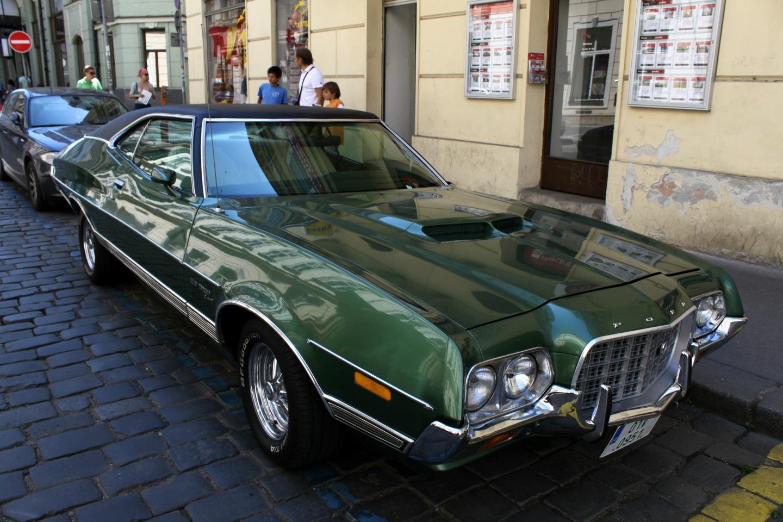Gran Torino Sport 1972