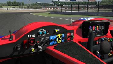iRacing realidad virtual