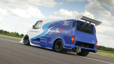 Ford heritage Vehicle Collection – Supervan 3