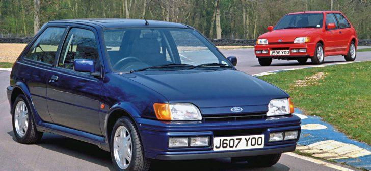 Ford Fiesta XR2i 1.8 16V