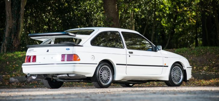 1986 Ford Sierra RS500 Cosworth_Rec