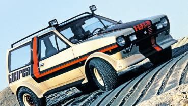 1979 Ford Fiesta Tuareg Concept