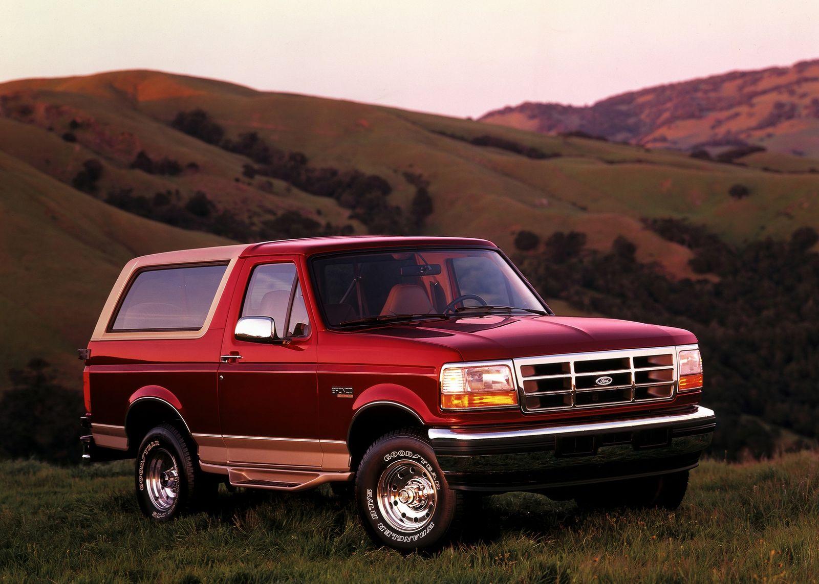 El mayor spot de televisión de la historia fue de un Ford ...