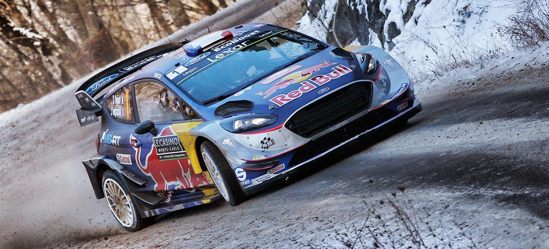 FIA WORLD RALLY CHAMPIONSHIP 2017 – WRC MONTE CARLO