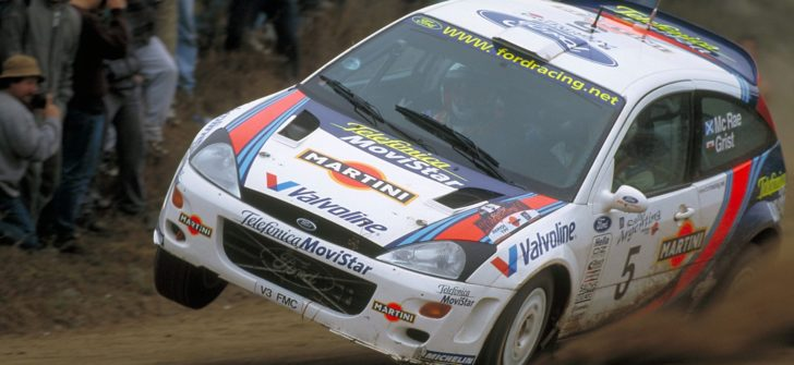 2000 Rally Argentina