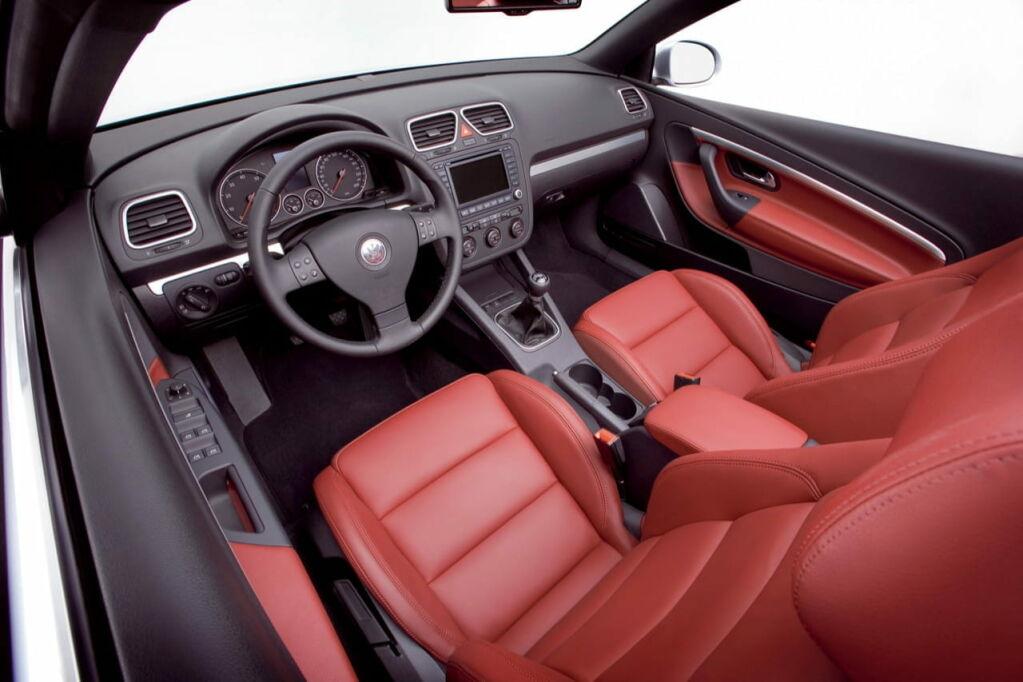 Volkswagen Eos 2009. VOLKSWAGEN EOS BLOG - Race Car