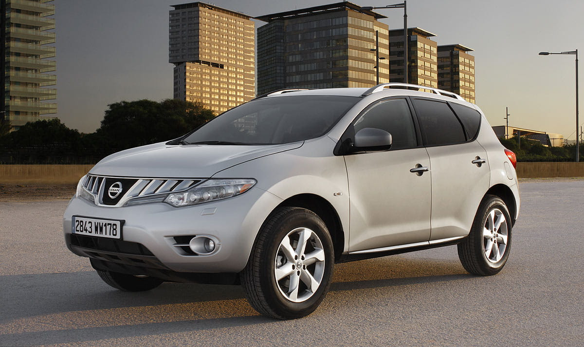 2008 Nissan Murano Related Infomation Specifications
