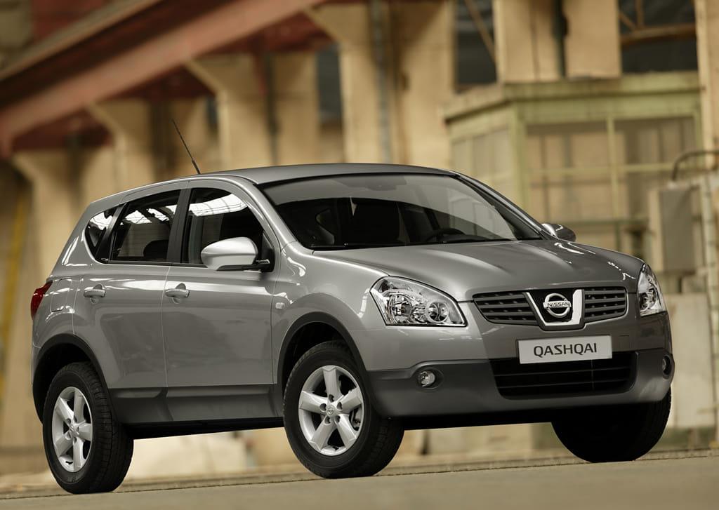 Nissan Qashqai, foto 28 de 35