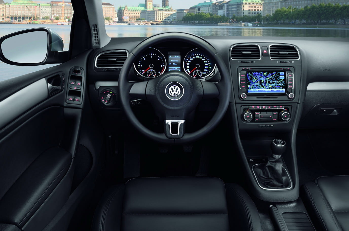 foto 53 de 55 volkswagen golf vi nueva galer a de. Black Bedroom Furniture Sets. Home Design Ideas