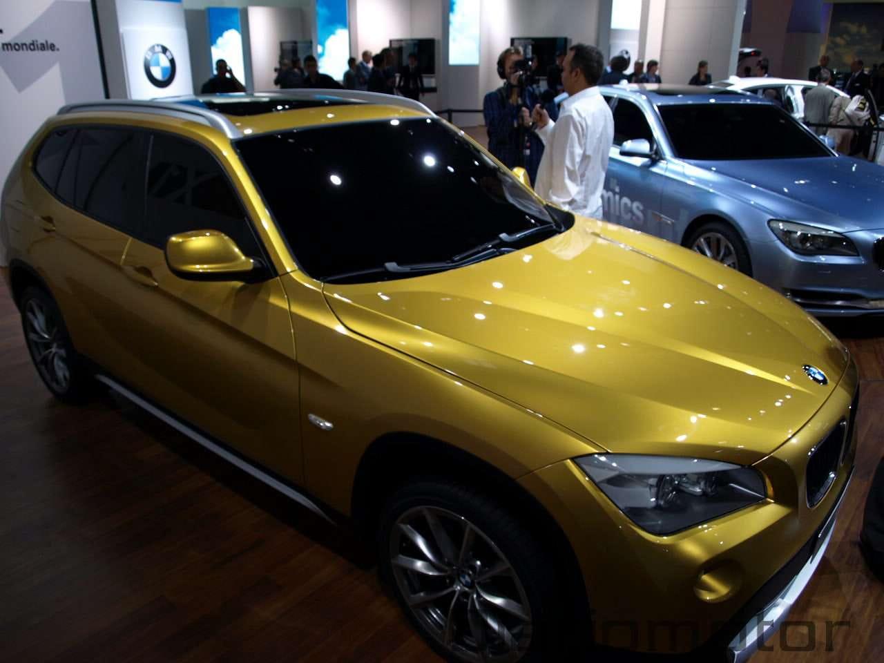 Bmw X1 Concept 2 (49 Images) - HD Car Wallpaper