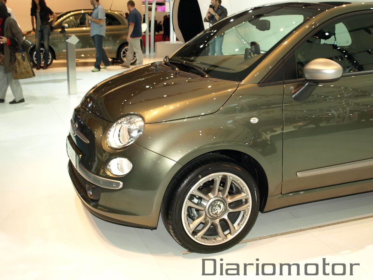 fiat 500 diesel en par s 2008 diariomotor. Black Bedroom Furniture Sets. Home Design Ideas