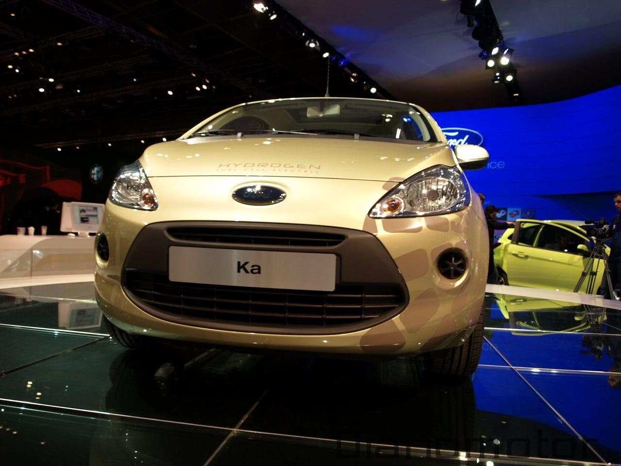 Foto 9 de 63 ford ka el peque o de viaje en par s 2008 for Garage ford paris 11