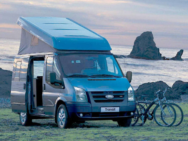 ford transit nugget diariomotor. Black Bedroom Furniture Sets. Home Design Ideas