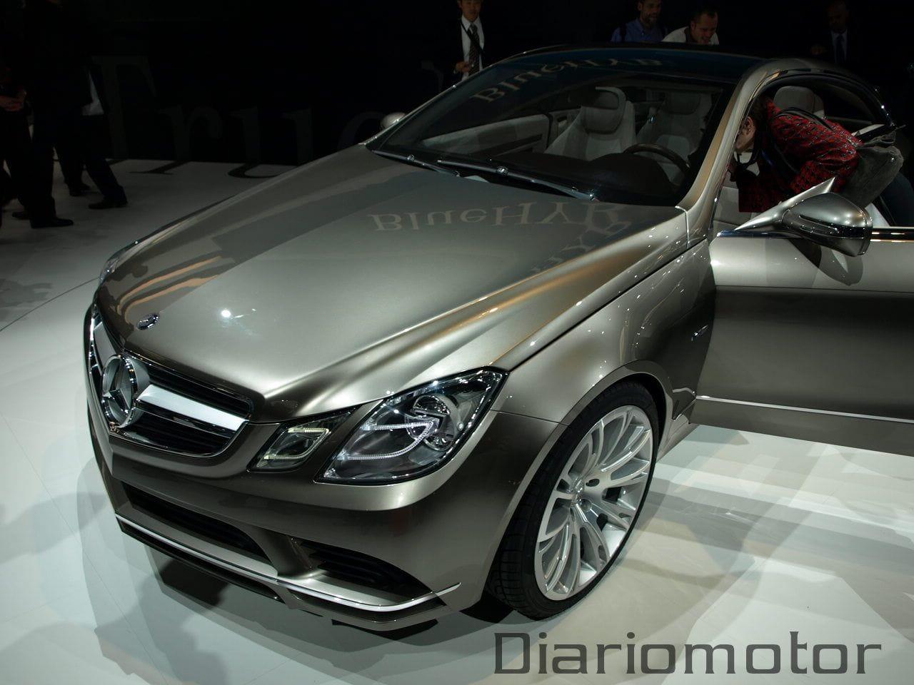 Mercedes conceptfascination en par s 2008 foto 15 de 21 for Garage mercedes paris 12