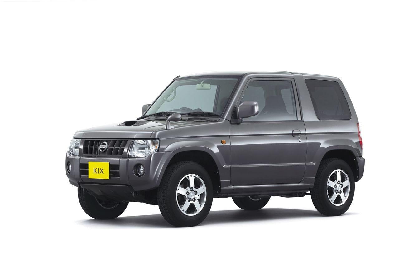 Nissan Kix, un nuevo SUV kei car en Japón - Diariomotor