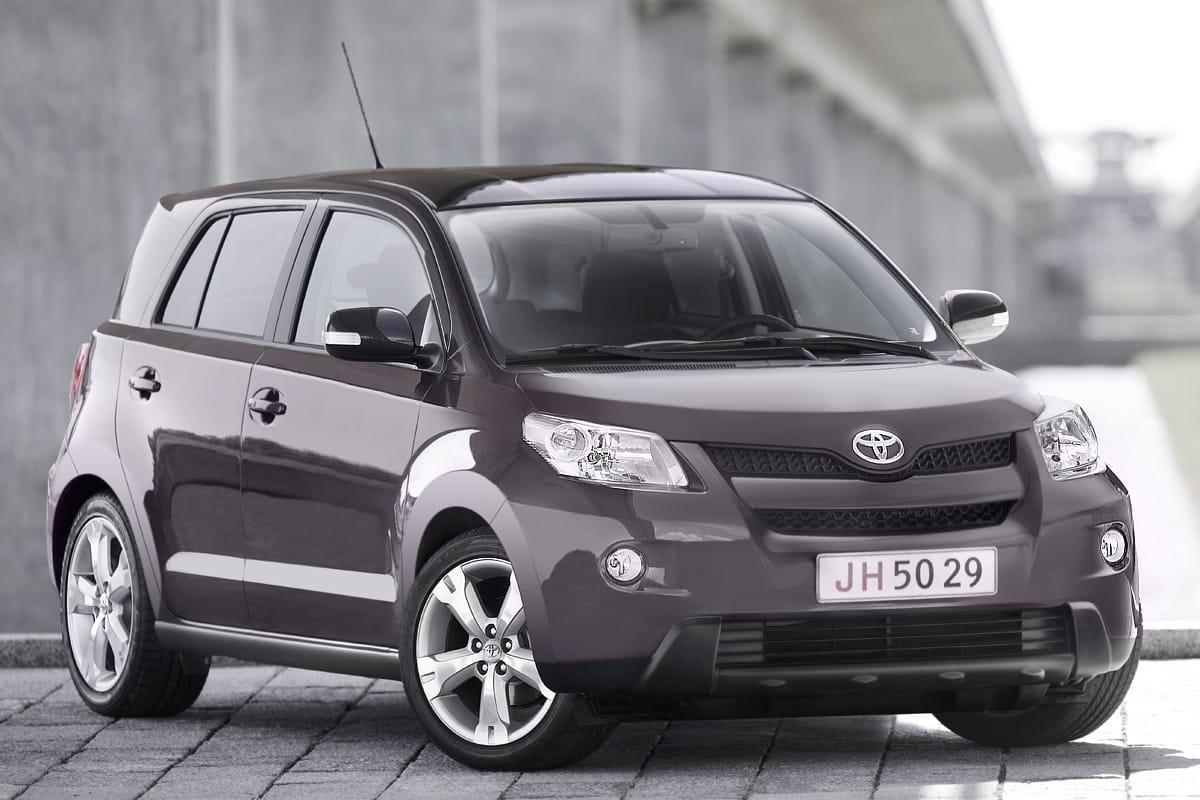 Toyota Urban Cruiser - Diariomotor