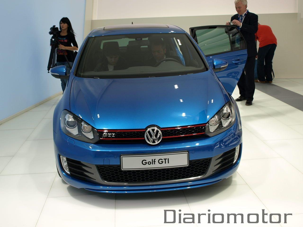 Volkswagen golf gti en par s 2008 foto 10 de 13 for Garage volkswagen paris 10