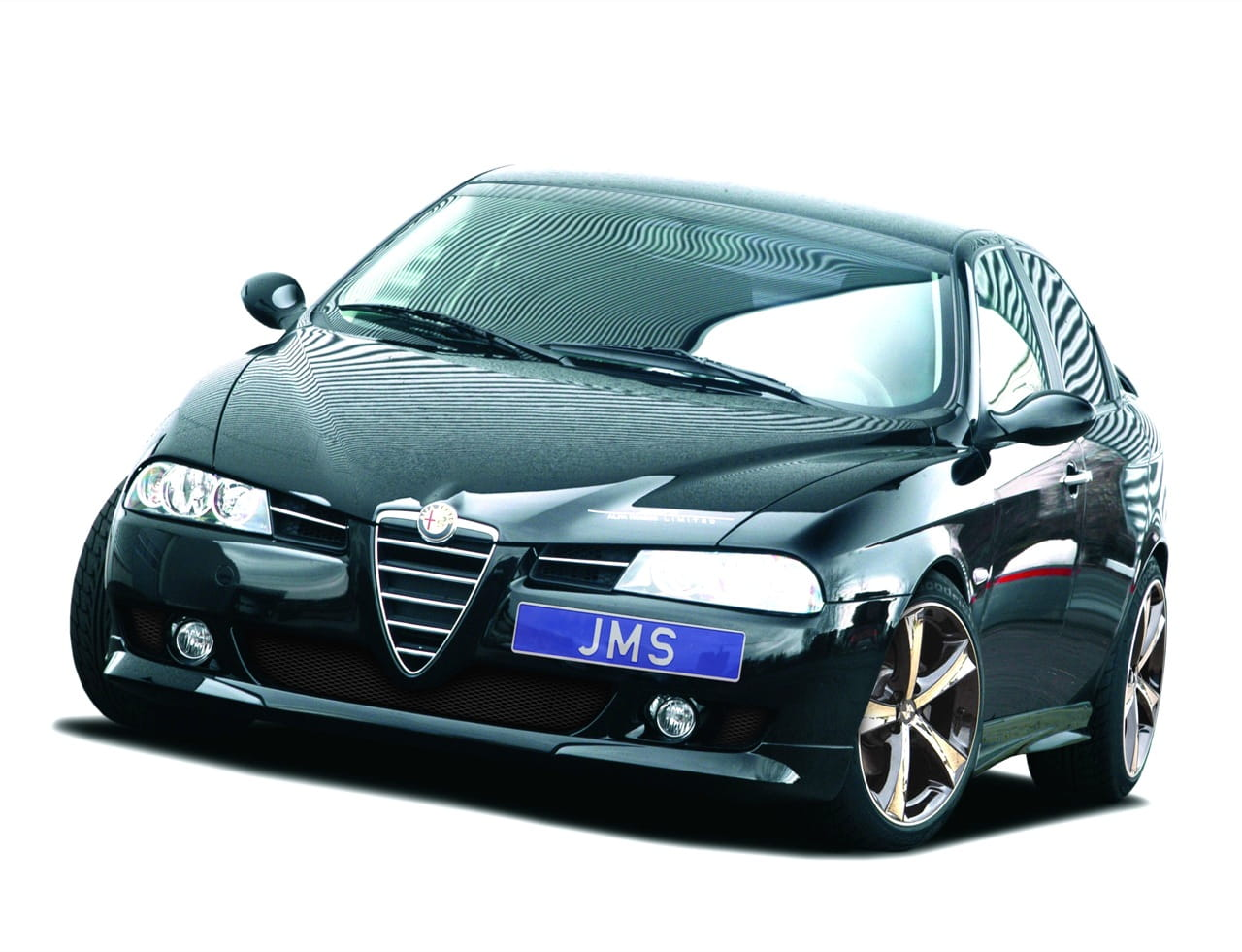 JMS Performance Alfa Romeo 156 y GT  Diariomotor