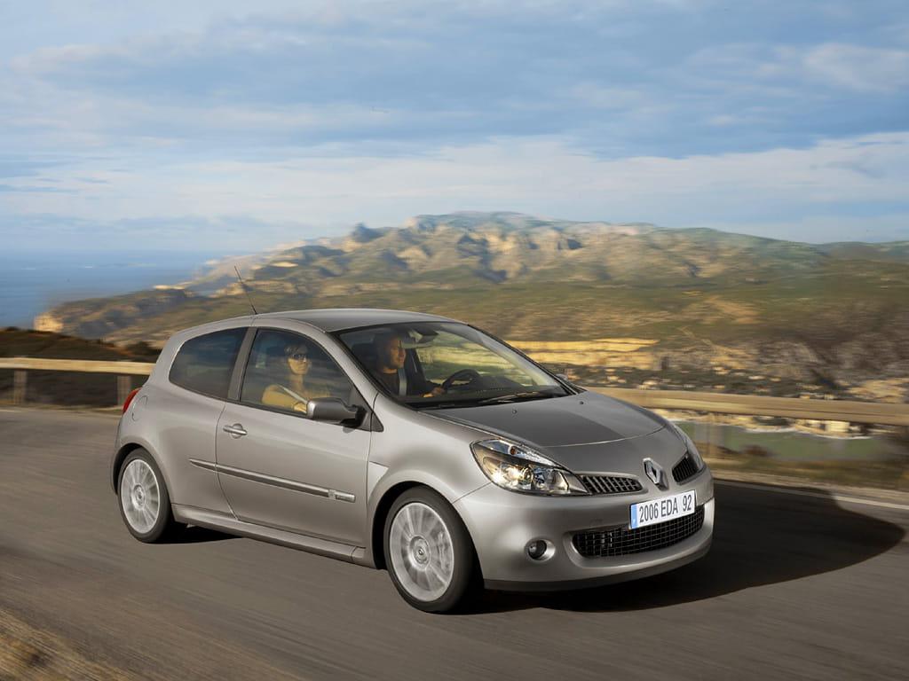 Renault clio rs precios en espa a diariomotor - Clio 2008 5 puertas precio ...