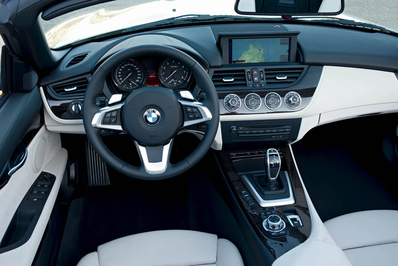 bmw z4 2009 datos oficiales diariomotor. Black Bedroom Furniture Sets. Home Design Ideas