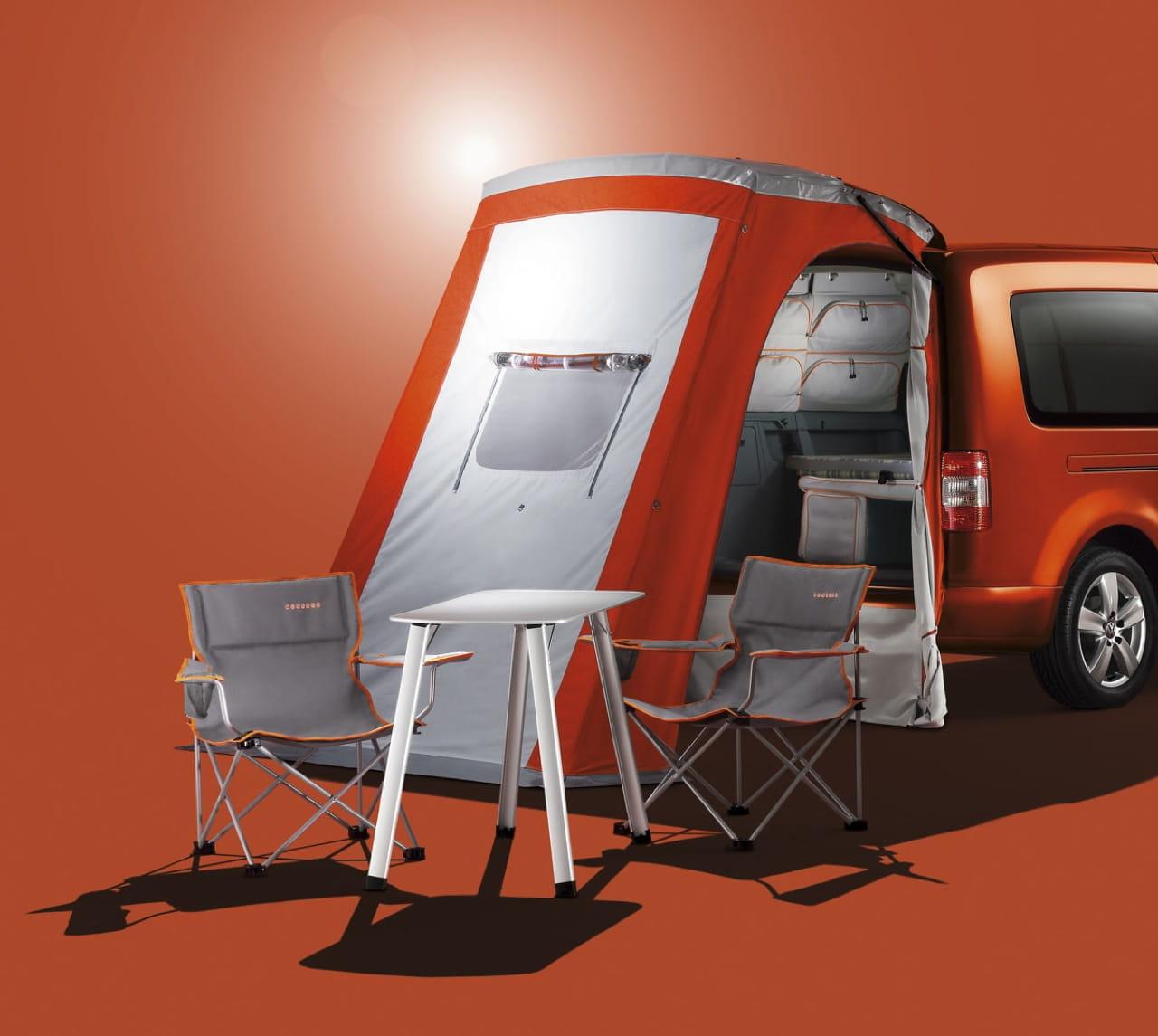 volkswagen caddy maxi tramper foto 4 de 6. Black Bedroom Furniture Sets. Home Design Ideas