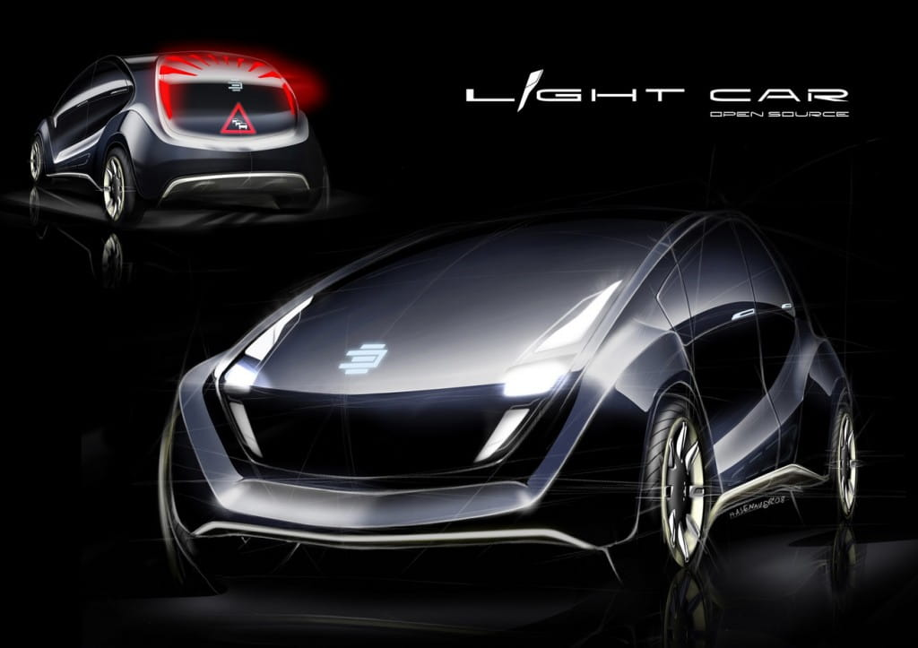 EDAG Light Car