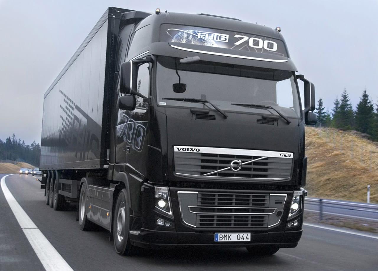 Volvo FH16 700, el camion más potente del mundo
