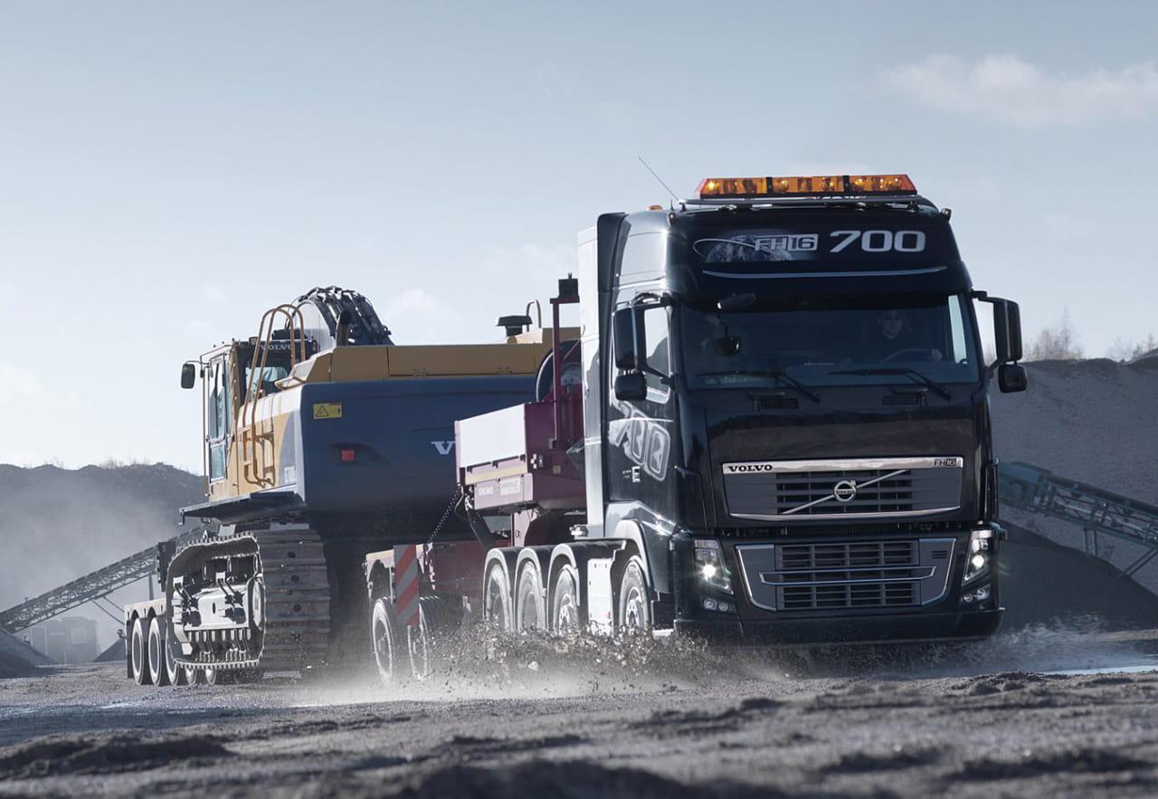 Cosas De Camiones Volvo Fh16 700