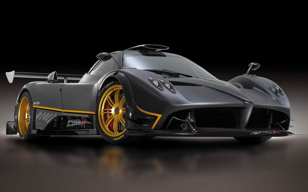 Mira el auto creado por Argentino que cuesta € 2,28 millones