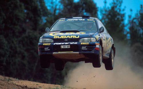 Subaru Impreza STi Colin McRae