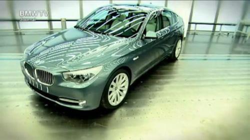BMW Serie 5 GT, primeras imágenes del modelo de producción