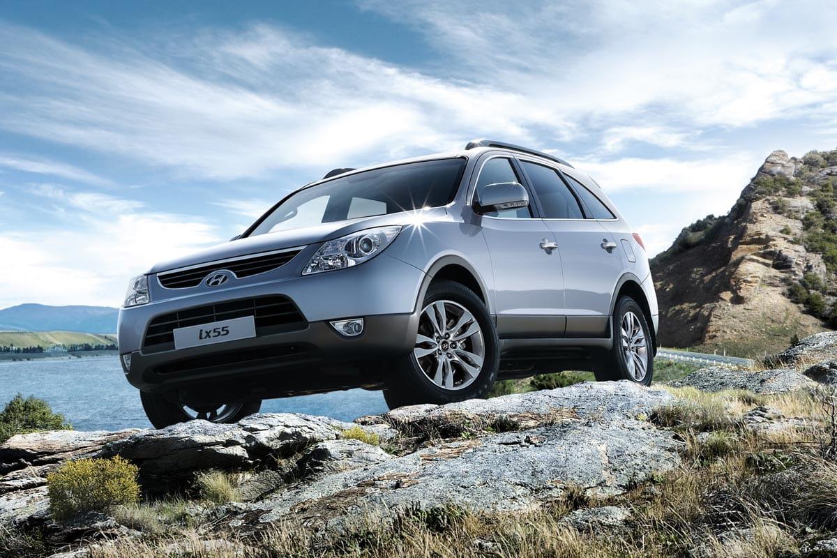 Hyundai Ix55 Precios Prueba Ficha T 233 Cnica Y Fotos