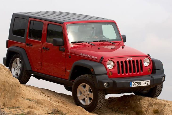 Galería Jeep Cherokee Sport y Wrangler Rubicon, novedades para ...